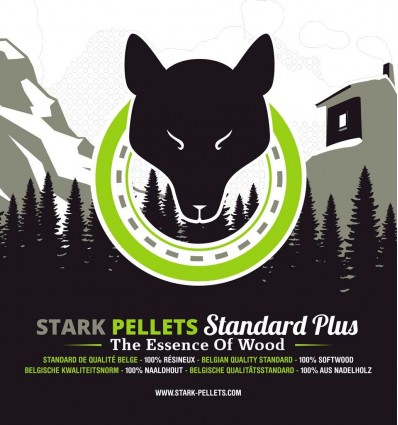 Stark Standard Plus: ACHAT PALETTE PELLETS 990