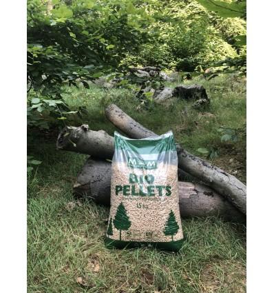 MMHolz Bio Pellet : Achat palette pellets 1170 kgs (78 sacs)