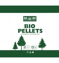 BIO PELLETS (1170KGS - 78 sacs)