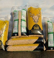 Green Gold -pallet van pellet (990 kgs - 66 x 15kgs)